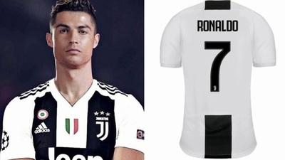 Juventus presentará a Cristiano Ronaldo el lunes