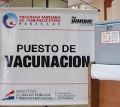 Este domingo culmina 'Semana de la Vacunación Oportuna'