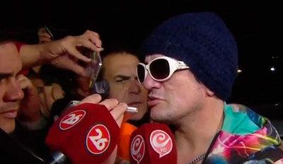 Cantante argentino confirmó que cometió asesinato