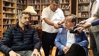 Marito oficializa propuesta a Nicanor para trabajar en Yacyretá