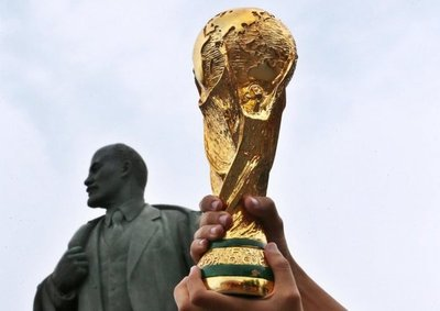 Se define la Copa del Mundo