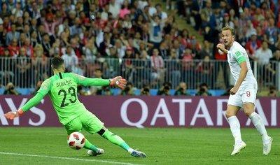 Harry Kane, máximo goleador del Mundial Rusia 2018