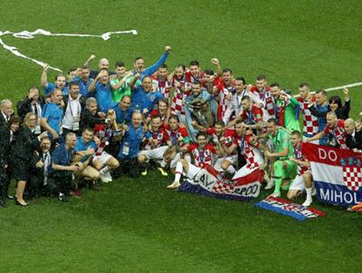 Croacia se quedó con el segundo lugar de la Copa Mundial de la FIFA