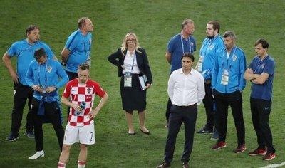 Lo que dijo el técnico croata del arbitraje de Néstor Pitana