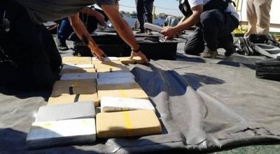 HOY / Cocaína incautada en el puerto tenía como destino Europa: valor llegaría a US$ 18 millones