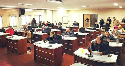 Concejales improductivos se despiden de la Junta Departamental y otros continúan