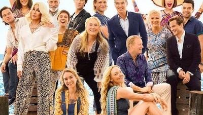 HOY / Mamma Mia: Una y otra vez llega a los cines este mes