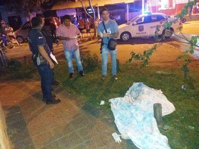 Juez de paz liquidó de un tiro a joven que entró a su casa