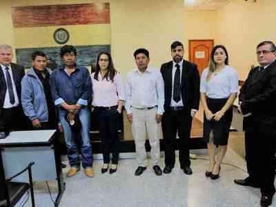 Indígenas declararon en juicio del extitular del INDI