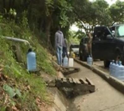 Preocupante escasez de agua en Venezuela