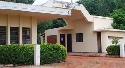 Adolescentes se fugan de Centro Educativo de Itauguá