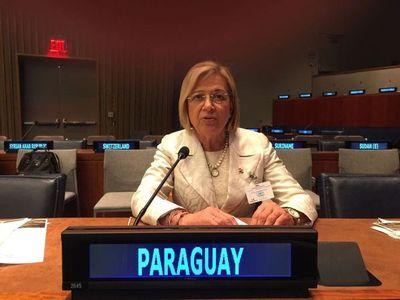 Vicepresidenta participa de foro político de la ONU