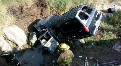 Seis integrantes de una banda mexicana fallecen en accidente