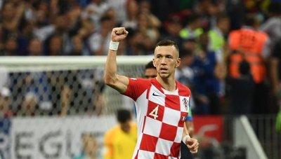 Bélgica goleadora; Perisic el que más corrió