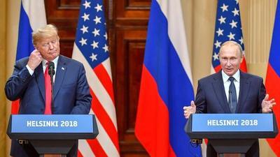 Trump anuncia una nueva relación con Rusia