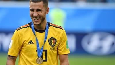 El Chelsea le puso precio a su estrella Eden Hazard