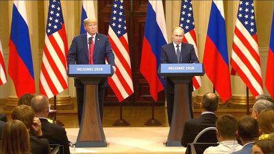Putin y Trump liman asperezas y se miran con mayor confianza