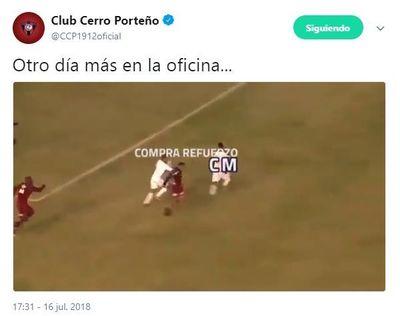 El mensaje del CM de Cerro