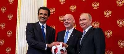 La Copa del Mundo se despide hasta el 2022