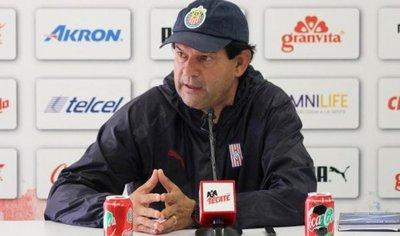 Pepe Cardozo postula a sus Chivas al título de campeón
