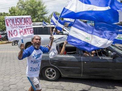 EEUU advierte a Ortega y pideelecciones anticipadas en Nicaragua