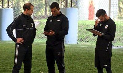 El paraguayo que preparó físicamente a los árbitros del Mundial