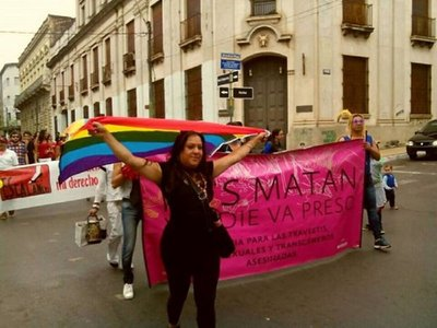 Presentan centro de denuncia de violencia hacia transexuales