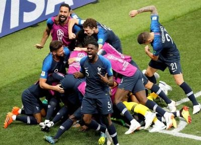 Francia goleó a Croacia y se proclamó campeón del mundo