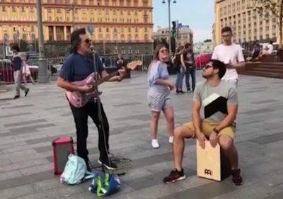 """""""Mi Paraguay"""" sonó en Moscú"""
