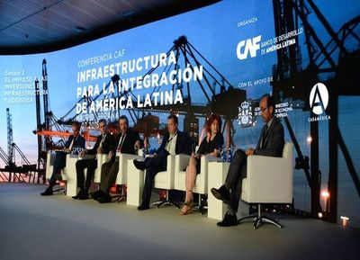 Colmán destaca crecimiento de la inversión pública