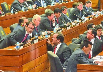 Diputados colorados unen fuerzas para otorgar impunidad a Ibáñez