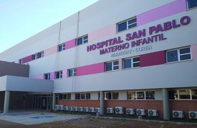 Koika entregará nuevos equipos médicos al Hospital San Pablo