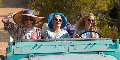 """La nueva película de """"Mamma Mia!"""", objeto de críticas y halagos"""