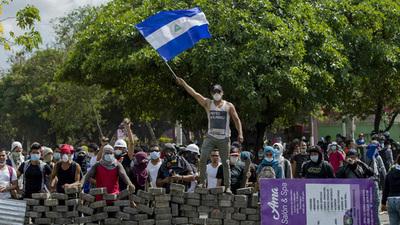 Piden al presidente de Nicaragua frenar ataques en Masaya