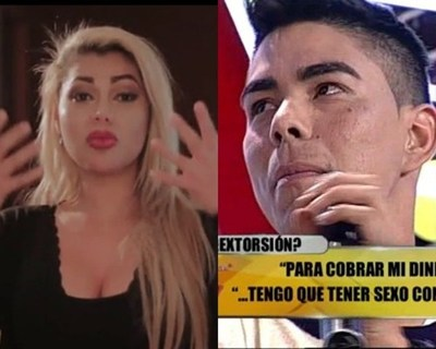 """Shakira paraguaya responde a Derlis: """"Se dedica a chupar v*ginas"""""""