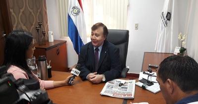 Nuevo fiscal adjunto coordina trabajo con agentes fiscales de Alto Paraná
