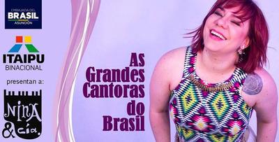 Show de Nina & Cía homenajea a vocalistas brasileñas
