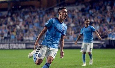 Jesús Medina es elegido Jugador de la Semana en la MLS