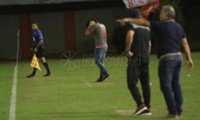 HOY / El empate es mal augurio para el rojo paranaense