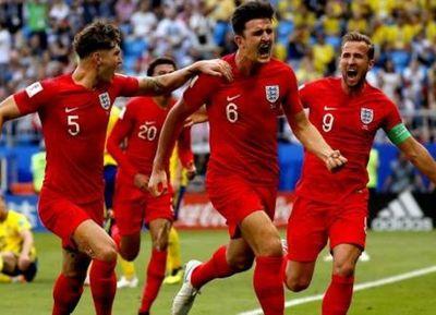 Inglaterra eliminó a Suecia y se metió en las semifinales del Mundial