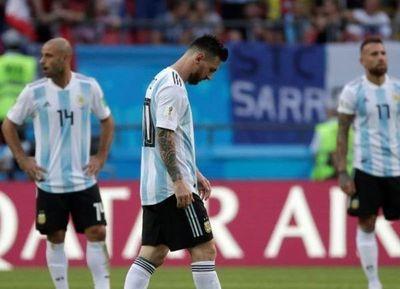 Se terminó el sueño de Argentina, se terminó la agonía en el Mundial