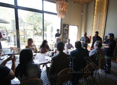 Restaurante Sipan presentó carta de nueva temporada
