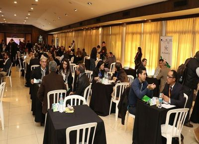 Rueda de Negocios tuvo 350 reuniones