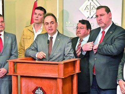 Honor Colorado amenaza con frenar el acuerdo para Nicanor en la EBY