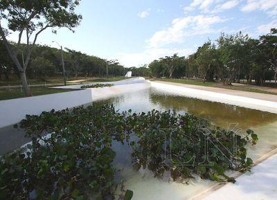 Cartes inauguró el Parque Urbano, nuevo pulmón verde de Asunción