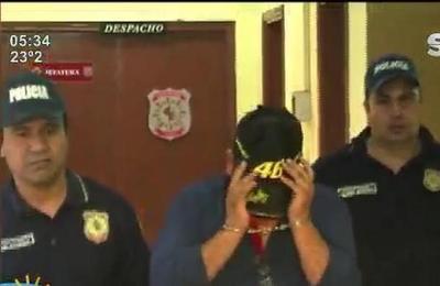 Cae supuesto cabecilla de banda que protagonizó asalto en Hernandarias
