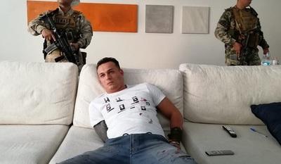 Líder de PCC detenido en Asunción tenía protección policial