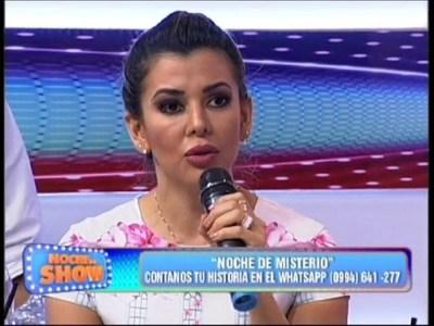 """Marly Figueredo y su """"juguete poseído"""""""