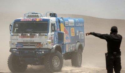 Arena y dunas marcarán la edición 2019 del Rally Dakar