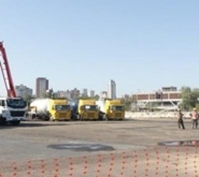 Inician construcción de edificios para sedes ministeriales
